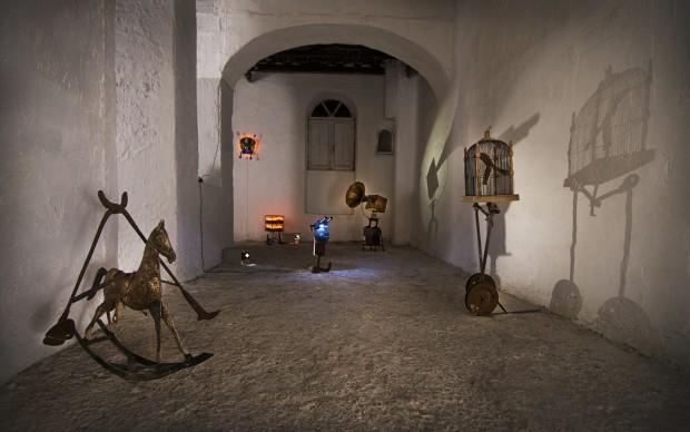 Giovanni Albanese, Solo roba per bambini, exhibition view, Fondazione Volume!, Roma