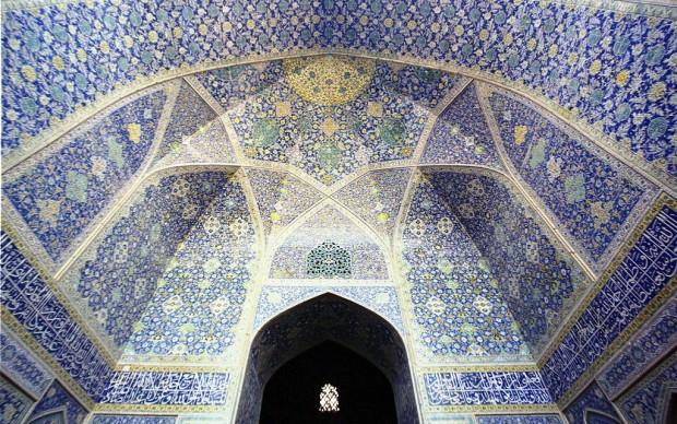 Fulvio Spada, Masjed-e Imam (Imam Mosque), Isfahan, Iran. Fonte Flickr