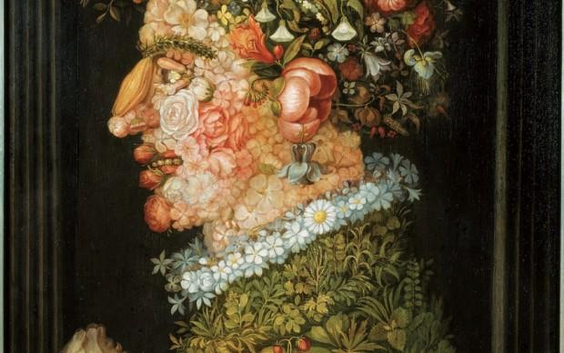 Giuseppe-Arcimboldo-La-Primavera-1555-60-ca.-Monaco-di-Baviera-Bayerische-Staatsgemäldesammlungen