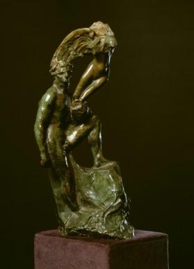 Auguste Rodin, The Hero (Man and His Genius), circa 1896 © Nationalgalerie – Staatliche Museen zu Berlin / Andres Kilger