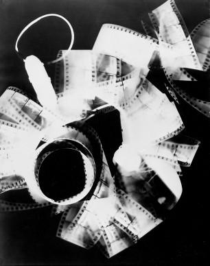 Man Ray, Ohne Titel (Rayografie), 1923. Museum Ludwig, Köln © Rheinisches Bildarchiv, Köln © MAN RAY TRUST/Bildrecht, Wien, 2017