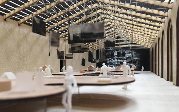 Arcipelago Italia Padiglione Mario Cucinella Biennale Architettura Venezia 2018