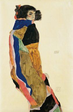 Egon Schiele, Moa, 1911 © Leopold Museum, Vienna