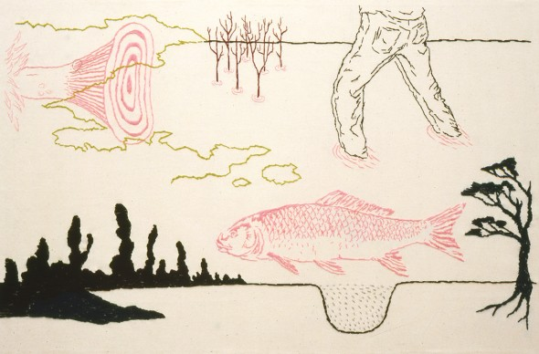 Zon Ito, Traveling in The Shallows, 2000