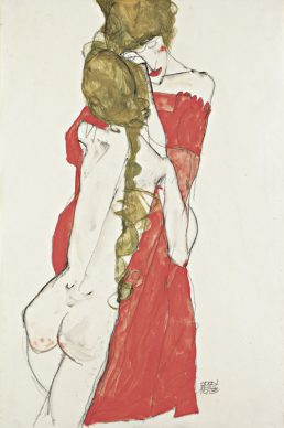 Egon Schiele, Mother and Daughter, 1913 © Leopold Museum, Vienna