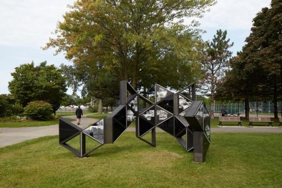 Architecturama, Laps, Montréal (Canada), photo by James Brittain Photography
