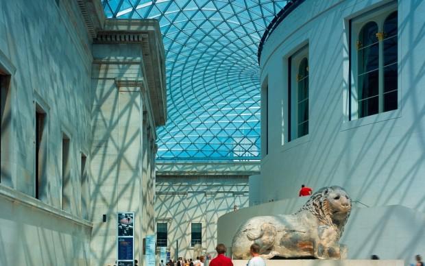 2000 - British Museum, London, England Photo credit: Foster + Partners