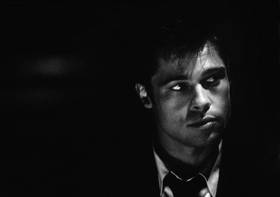 Brad Pitt in Sleepers © Brian Hamill