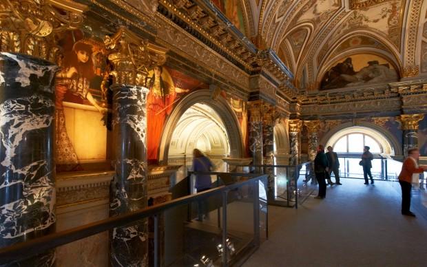 Gustav Klimt, Kunsthistorisches Museum Vienna