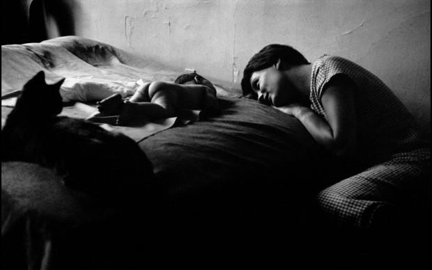 Elliott Erwitt: New York, 1953 © Elliott Erwitt/Magnum Photos/Contrasto