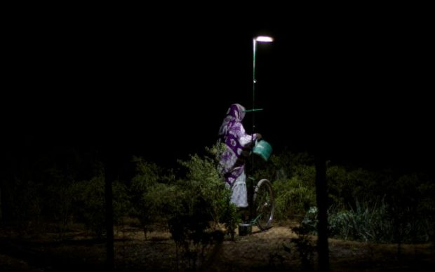 Foroba Yelen lampione design sociale Mali