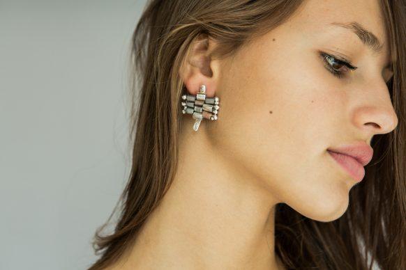 Artistar Jewels 2018: Laura Visentin Contemporary Jewels, orecchini Libellula