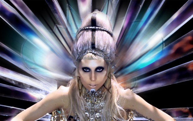 Lady Gaga, Born This Way, 2011. Directed by Nick Knight. Produced by Vincent Herbert, Nicole Ehrlich and Steven Johnson. Choreography by Laurie Ann (C) 2011 Interscope Records