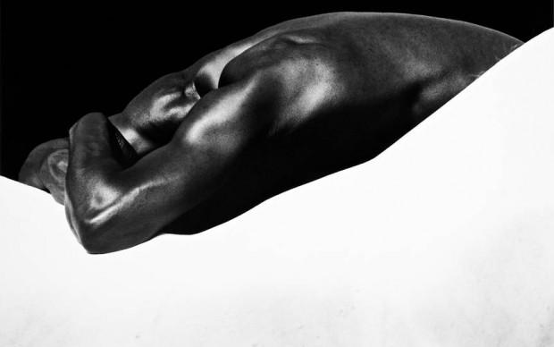 Laurent Elie Badessi (1964, France, États-Unis) Man's Back, Horse's Back, Camargue, France, 1994 © Laurent Elie Badessi