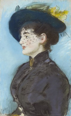 Edouard Manet, La Viennoise Irma Brunner, 1880-1882, collection privée