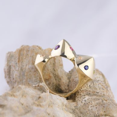 Artistar Jewels 2018: Maria Kotsoni Jewellery, anello
