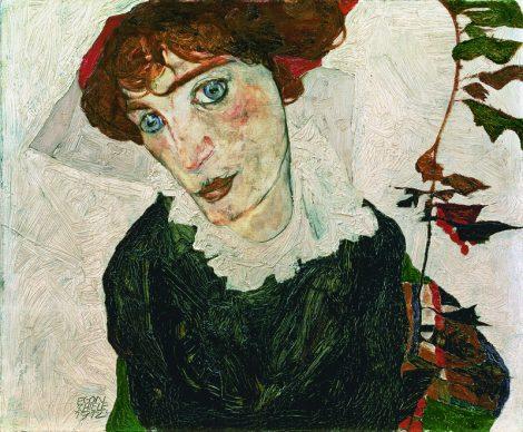 Egon Schiele, Portrait of Wally Neuzil, 1912 © Leopold Museum, Vienna