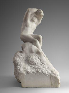 Auguste Rodin, Il poeta e la sirena, 1909. Parigi, Musée Rodin © Musee Rodin, foto Herve Lewandowsk