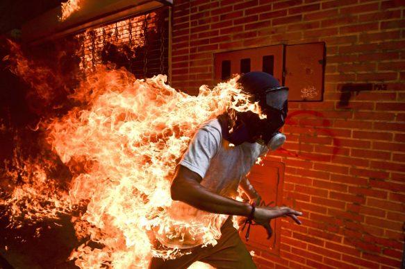 Venezuela Crisis. Ronaldo Schemidt, Venezuela, Agence France-Presse