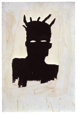Jean-Michel Basquiat, Self-Portrait, 1983. Collection Thaddaeus Ropac © VG Bild-Kunst Bonn, 2018 & The Estate of Jean-Michel Basquiat. Licensed by Artestar, New York. Courtesy Collection Thaddaeus Ropac, London
