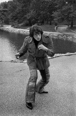 Sylvester Stallone, Central Park © Brian Hamill