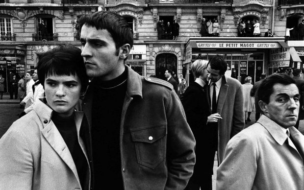William Klein, Le Petit Magot, 11 November, Paris, 1968