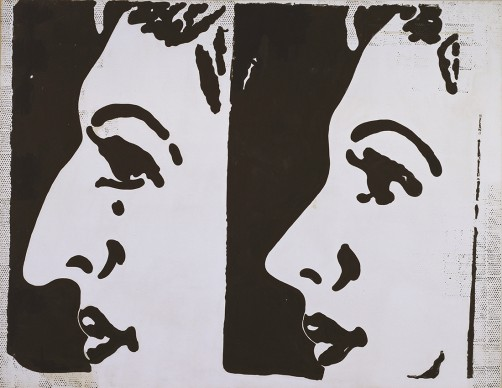 Andy Warhol, Before and After, 1961. New York, Museum of Modern Art (MoMA). Donat per David Geffen, 1995 © 2017 The Andy Warhol Foundation for the Visual Arts, Inc. / VEGAP