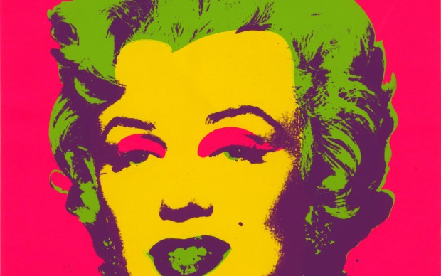 Andy Warhol, Marilyn Print. 1967. Seríagrafía sobre papel. Collection of the Andy Warhol Museum, Pittsburgh © 2017, The Andy Warhol Foundation for the Visual Arts, Inc. / VEGAP