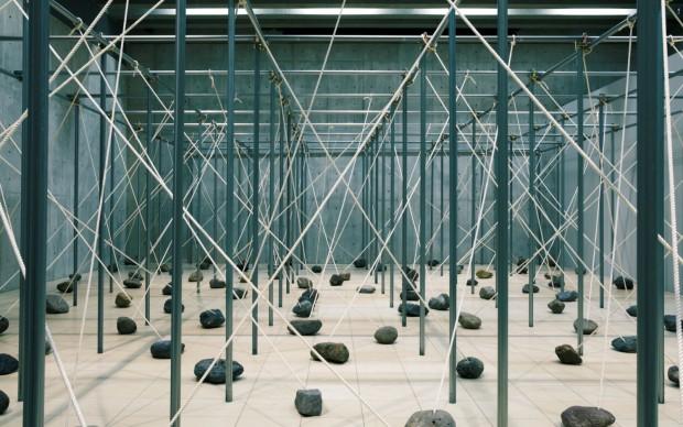 Kishio Suga, Law of Peripheral Units, Centre Pompidou-Metz