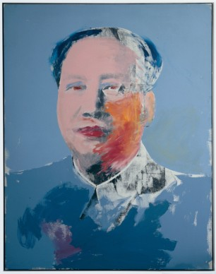 Andy Warhol, Mao, 1972. Collezione Josep Suñol, Barcellona © 2017 The Andy Warhol Foundation for the Visual Arts, Inc. / VEGAP