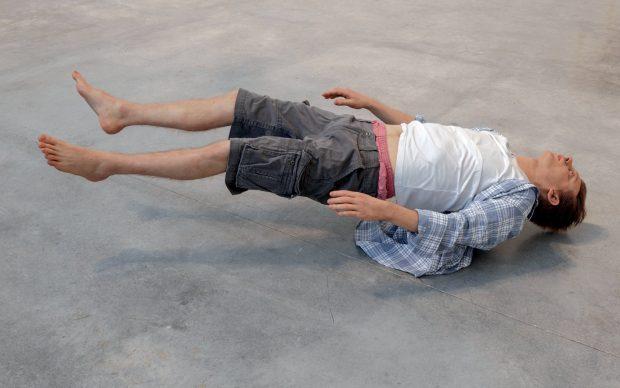 Tony Matelli, Josh, 2010, Collection of the artist
