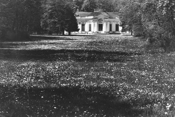 Sigrid Neubert, Ohne Titel (Gartenanlagen zu Nymphenburg), 1974-88 © Staatliche Museen zu Berlin, Kunst-bibliothek / Sigrid Neubert