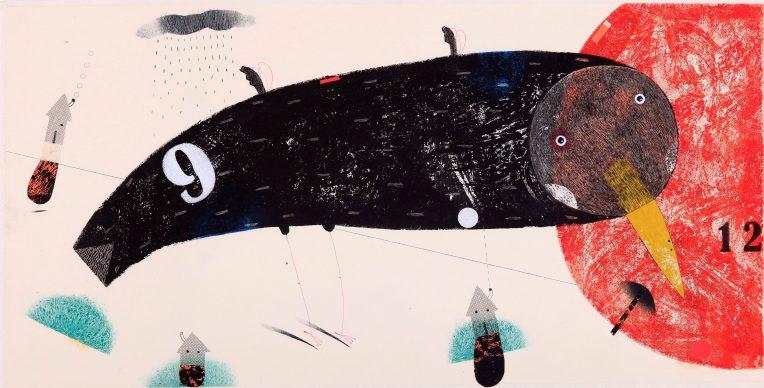 Bologna, Mostra degli Illustratori 2018: l'opera di Amekan Hassan - Iran