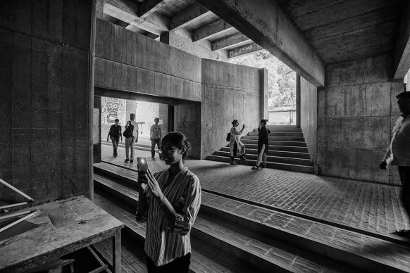 Balkrishna Doshi, Centre for Environmental Planning & Technology, 1966–2012 (Multiple Phases), Ahmedabad, India - Courtesy of the Pritzker Architecture Prize