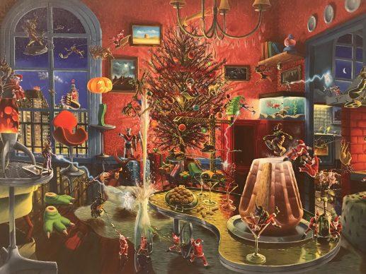 Fulvio Di Piazza, L'Ultimo Natale