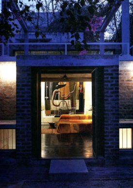 Balkrishna Doshi, Kamala House, 1963, Ahmedabad, India - Photos courtesy of VSF - Courtesy of the Pritzker Architecture Prize