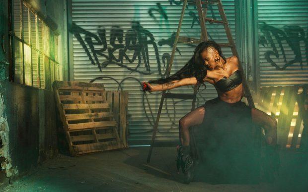 Laurieann Gibson (PRNewsfoto/769 Entertainment), Shut Up and Dance, tributo a Michael Jackson