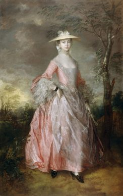Thomas Gainsborough, Mary, Countess Howe. c. 1763–64. London, Kenwood, The Iveagh Bequest 1929, English Heritage