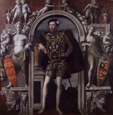 Anoniem, Henry Howard, Earl of Surrey. London, National Portrait Gallery