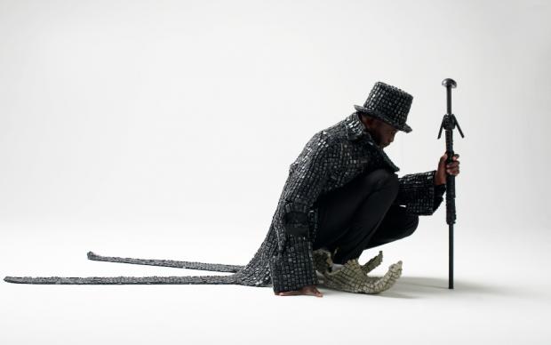 Maurice Mbikayi - Black Dandy Knigh