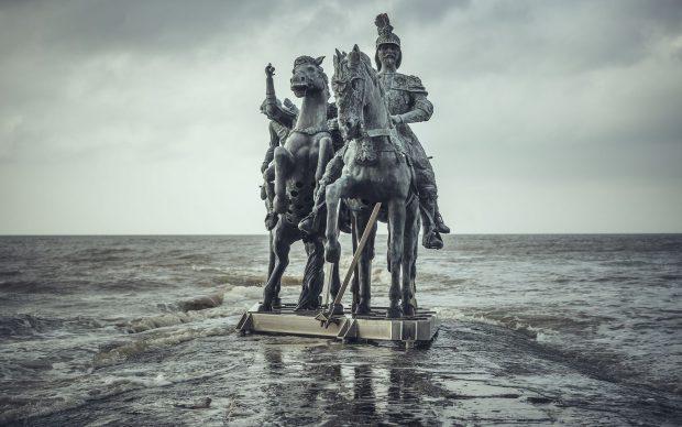 Nina Beier - Men (Nieuwpoort) © Westtoer, Jimmy Kets