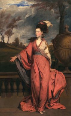 Sir Joshua Reynolds, Jane Fleming, later Countess of Harrington, c. 1778–79. San Marino, The Huntington Library, Art Collections and Botanical Gardens