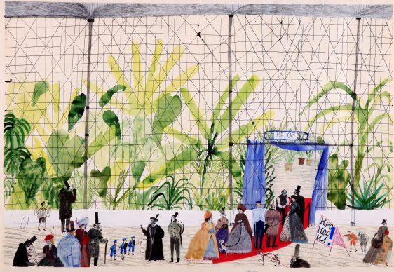 Bologna, Mostra degli Illustratori 2018: l'opera di Vernic Vendi