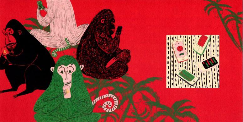 Bologna, Mostra degli Illustratori 2018: l'opera di Zuo Zouchao - Cina