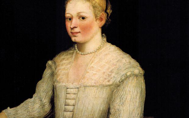 Marietta Robusti detta la Tintoretta, Autoritratto