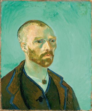 Vincent van Gogh, Self-Portrait, 1888, Harvard Art Museums/Fogg Museum, Cambridge, MA, Bequest from the Collection of Maurice Wertheim, Class of 1906