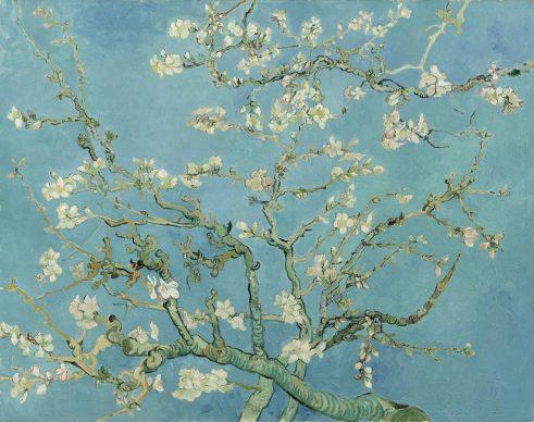 Vincent van Gogh, Almond Blossom (1853 - 1890), 1890. Van Gogh Museum, Amsterdam (Vincent van Gogh Foundation)