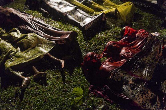 Rohingya Crisis. Patrick Brown, Australia/Panos Pictures, per Unicef