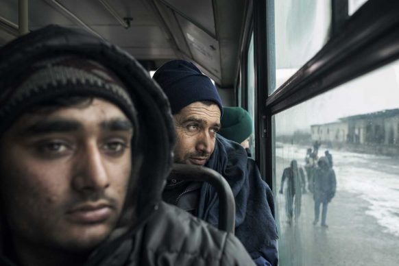 Lives In Limbo. Francesco Pistilli, Italy