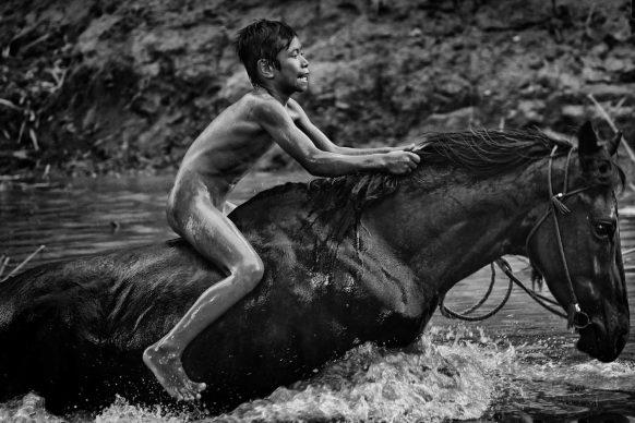 Kid Jockeys. Alain Schroeder, Belgium Reporters